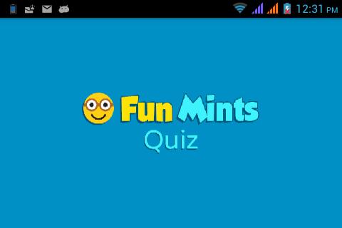 Fun Mints Quiz
