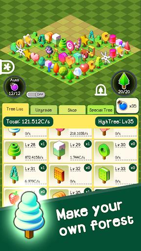 Combine Tree in forest : TreeClicker 9.6 screenshots 2