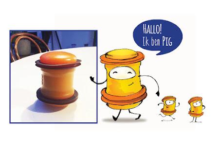 Q8 familiedag 2017 - Mascotje, give-aways en op maat gemaakt animatie
