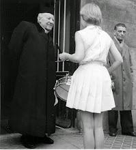 Photo: 1960 ode aan Pastoor Bouman ?