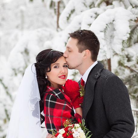 Wedding photographer Alena Kovalevskaya (AlienushKa). Photo of 27.11.2015
