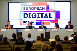 Photo: High-level plenary on Next Steps on the Digital Single Market