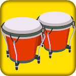 Playing the Bongos : Make Music - Play Music Icon
