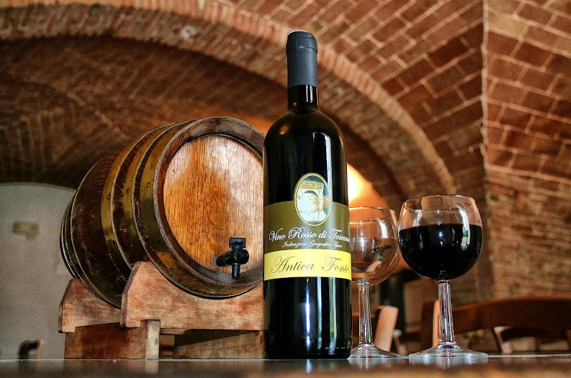 Vino rosso di Toscana di Gianluca Presto