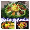 Rice Tumpeng Creation Ideas icon