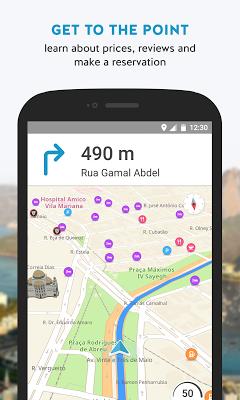 GPS Brasil – Free navigation - screenshot