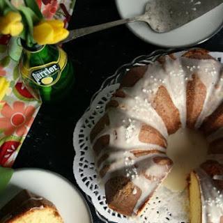 Lemon Vanilla Bundt Cake