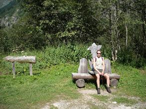 Photo: Auf dem Salzburger Almenweg vor den Astenalmen
