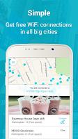 Screenshot of Instabridge - Free WiFi