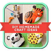 DIY Homemade Craft Ideas