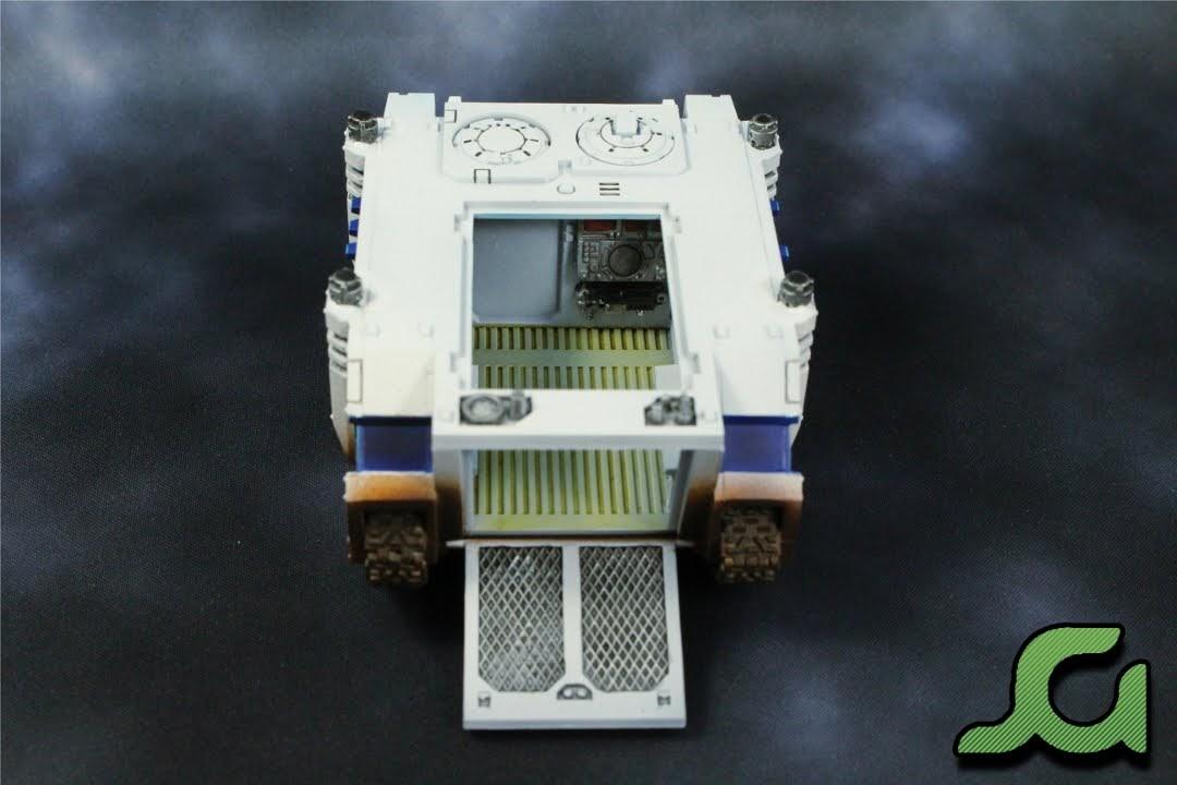 Rear Tank