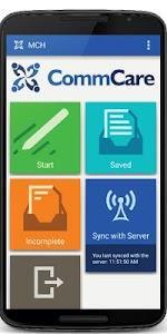 CommCare screenshot 1