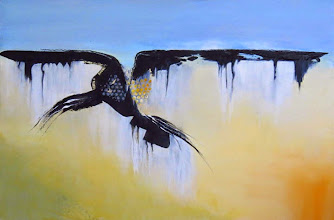 Photo: Heron Flight 24 x 36 $700