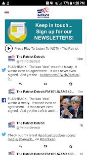 The Patriot WDTK 4.3.6 MOD Apk Download 1