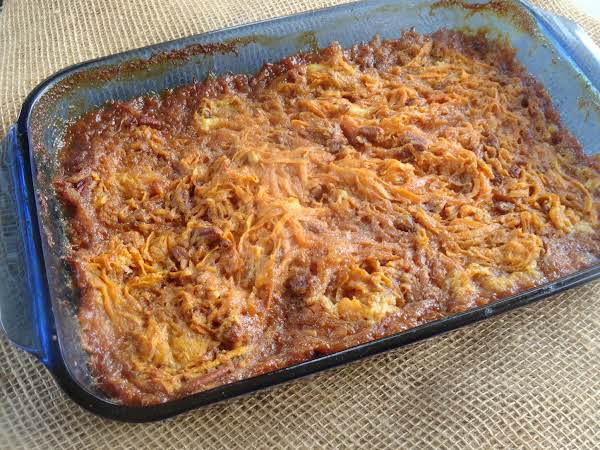 The Best Ever Sweet Potato Pudding