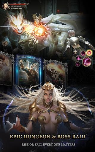 Immortal Thrones-3D Fantasy Mobile MMORPG  screenshots 10