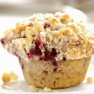 Fruit Crisp Muffins