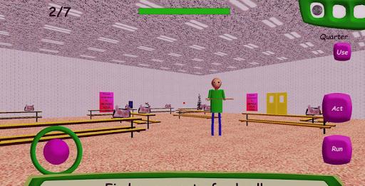 Baldy's Basix in Education School