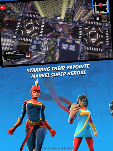 Marvel Hero Tales filehippodl screenshot 14
