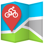 GPS Sports Tracker - Running, Walking & Cycling Icon