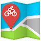 GPS Sports Tracker App: running, walking, cycling icon