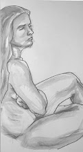 "Photo: ""A_1"" 2007 20-minute pen & ink + wash"