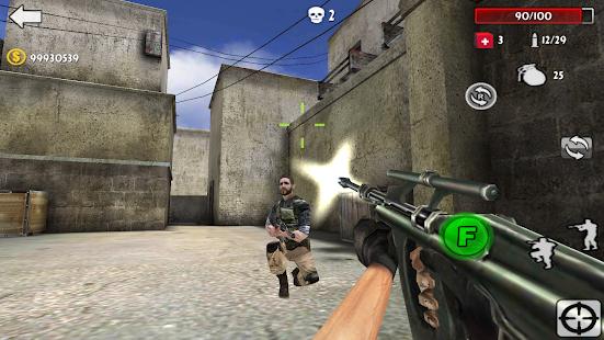 Gun Strike Shoot- screenshot thumbnail
