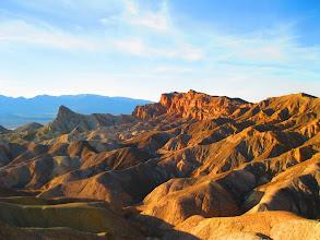 Photo: Zabriskie Point (Death Valley)