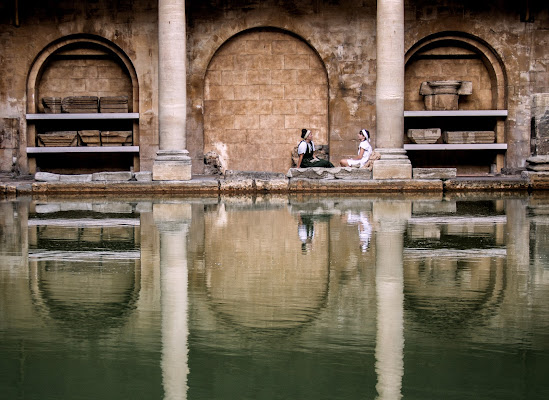 Riflessi di antiche simmetrie di Gianluca Presto
