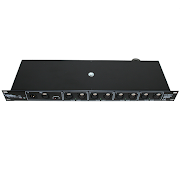 1U 8Way Splitter Box 5pin large top
