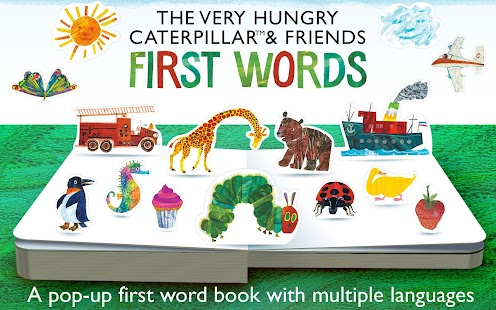 The Very Hungry Caterpillar - First Words- screenshot thumbnail