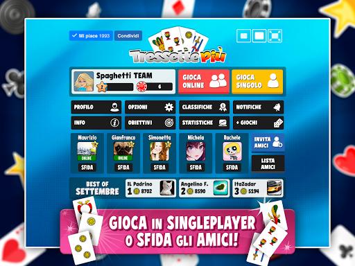 Tressette Piu00f9 - Giochi di Carte Social screenshots 12
