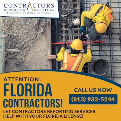 florida contractors license