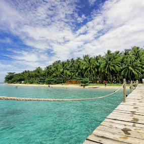 by Boy De - Novices Only Landscapes ( beach )
