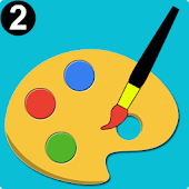 Tải Kids Coloring Book 2 APK