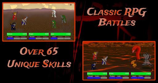 Legacy of Elaed: RPG (Free DEMO) screenshot 1