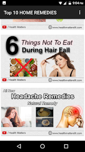 Best Home Remedies - Videos - náhled