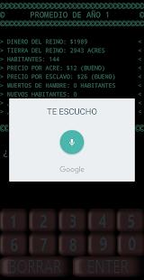 Download Reinado Accesible para ciegos For PC Windows and Mac apk screenshot 3
