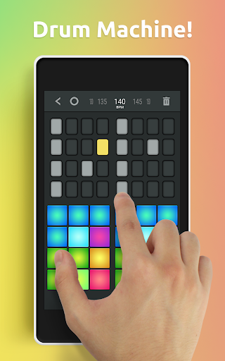 Download Drum Pad Machine - Make Beats MOD APK 5