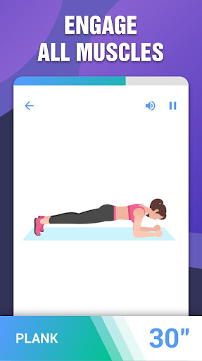 Plank Workout - Plank Challenge App, Fat Burning 1.0.2 app download 2