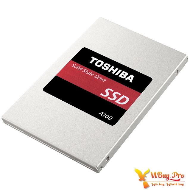 Ổ cứng SSD Toshiba A100