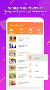 Screen recorder – Video recorder & Video editor App Download For Android 6