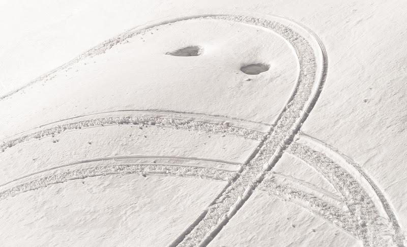 Il fantasmino sulla neve di brunosma