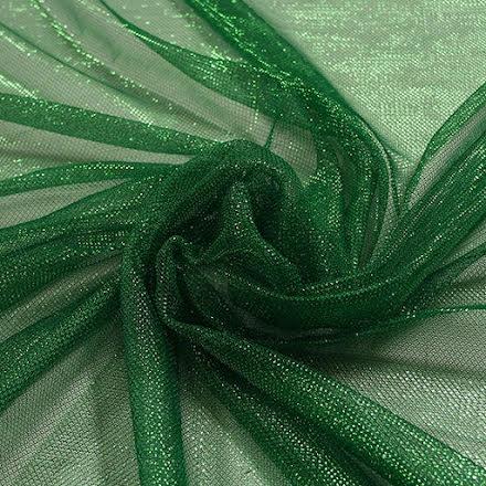 Glitternät - grön
