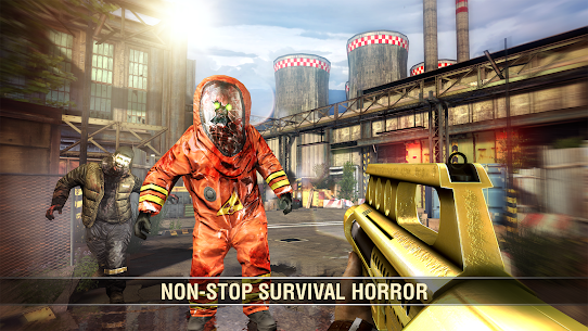 DEAD TRIGGER 2 – Zombie Survival Shooter Mod 1.7.06 Apk [Unlimited Money] 4