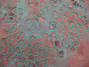 Photo: Ткань: риками нат. шелк, ш. 140 см., цена 9000р.