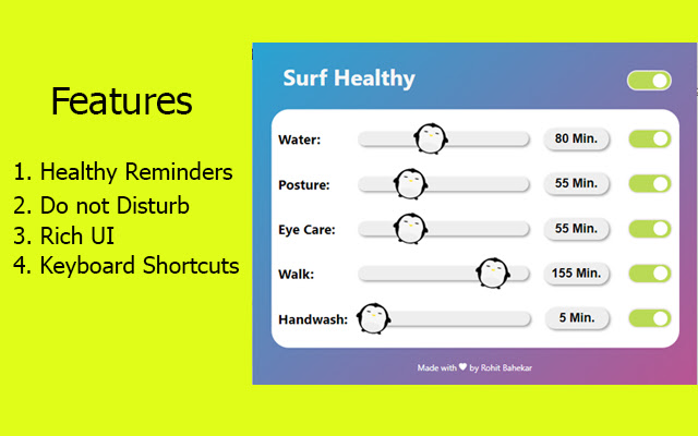 Surf Healthy