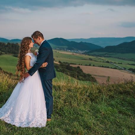 Wedding photographer Vanda Smreková (VandaSmrekova). Photo of 12.09.2017
