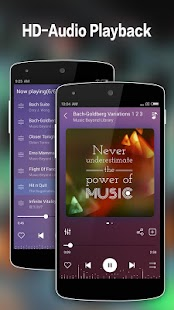 Music Plus - MP3 Player Screenshot