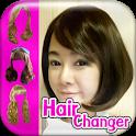 Hair Changer icon